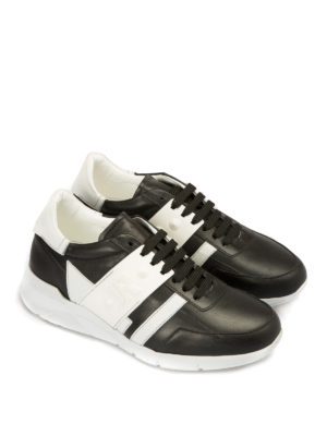 John Richmond: trainers online - Rock'n'roll two-tone sneakers