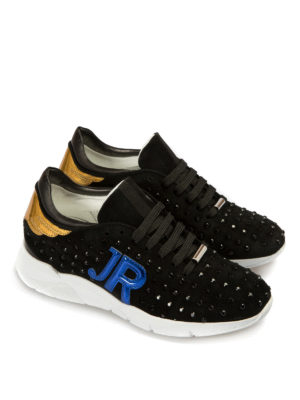 John Richmond: trainers online - Studded running shoes