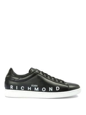 JOHN RICHMOND: sneakers - Sneaker Rock 'n' Roll in pelle
