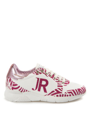 John Richmond: trainers - Rock'n'roll glitter sneakers