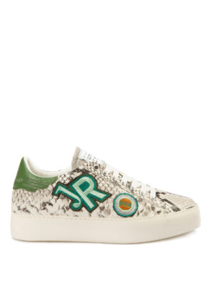 John Richmond: trainers - Rock'n'roll sneakers