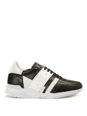 John Richmond: trainers - Rock'n'roll two-tone sneakers
