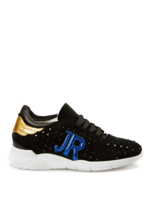 John Richmond: trainers - Studded running shoes