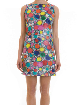Just Cavalli: short dresses online - Sequined multicolour dress