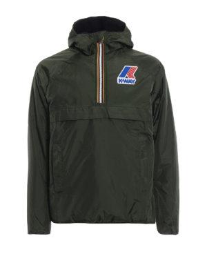 K-WAY: giacche casual - Giacca a vento double Leonard in ecopelliccia