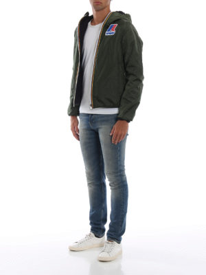 K-WAY: giacche casual online - Giacca a vento double Jacques in ecopelliccia