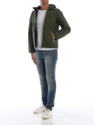 K-WAY: giacche imbottite online - Giacca  a vento Jacques double Thermo Plus