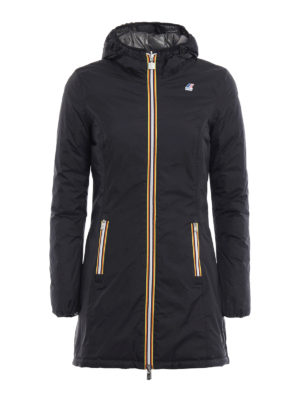 k-way: padded coats - Denise Thermo Double coat