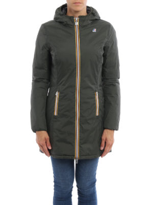 k-way: padded coats online - Denise Thermo Double coat