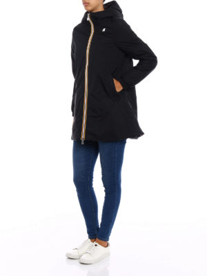 k-way: padded coats online - Lolie Graphic double warm parka