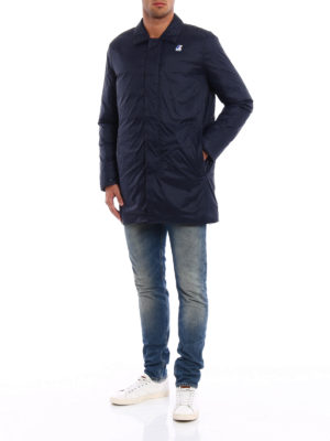 k-way: padded coats online - Roland Thermo Air padded trench