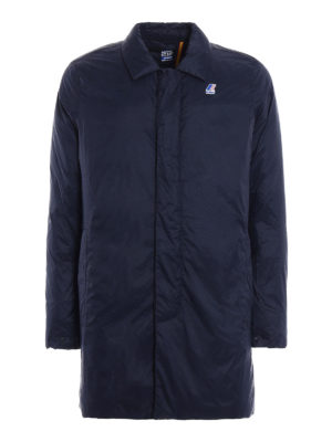 k-way: padded coats - Roland Thermo Air padded trench
