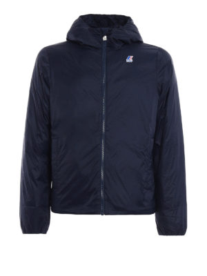 k-way: padded jackets - Jack Thermo Air packable jacket