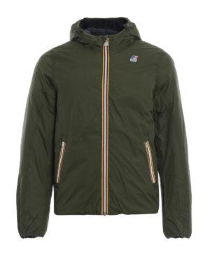 K-WAY: giacche imbottite - Giacca  a vento Jacques double Thermo Plus