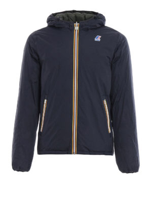 k-way: padded jackets - Jacques Thermo Plus jacket