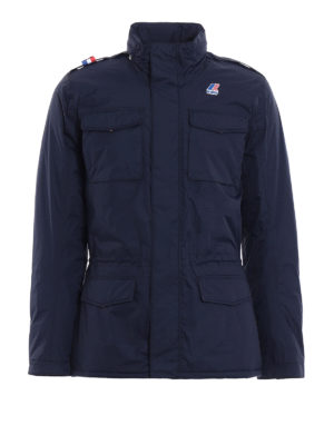k-way: padded jackets - Mainfield padded field jacket