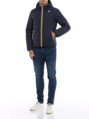 k-way: padded jackets online - Jacques Thermo Plus jacket