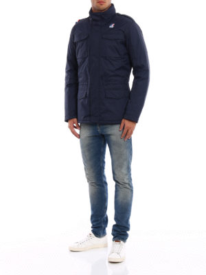 k-way: padded jackets online - Mainfield padded field jacket