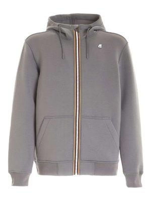 K-WAY: Sweatshirts & Sweaters - Berenger Spacer hoodie