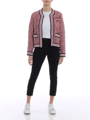Karl Lagerfeld: casual jackets online - Captain Karl bouclé jacket