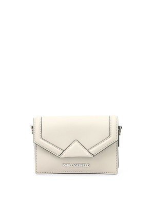 Karl Lagerfeld: cross body bags - K/Klassik Super Mini cross body bag