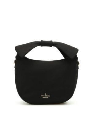 Kate Spade: shoulder bags - Haring Lane Jeny twill nylon bag