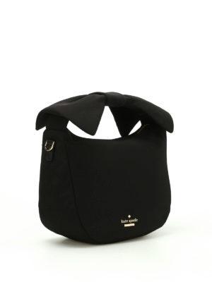 Kate Spade: shoulder bags online - Haring Lane Jeny twill nylon bag