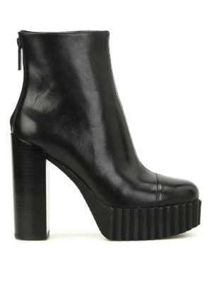 Kendall + Kylie: ankle boots - Cadence leather ankle boots