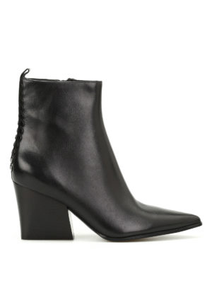 Kendall + Kylie: ankle boots - Felix leather ankle boots