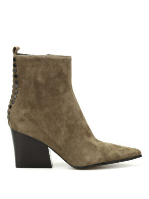 Kendall + Kylie: ankle boots - Felix suede ankle boots