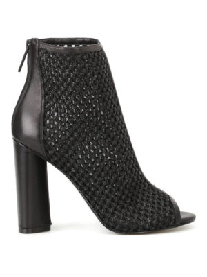 Kendall + Kylie: ankle boots - Galla peep toe ankle boots