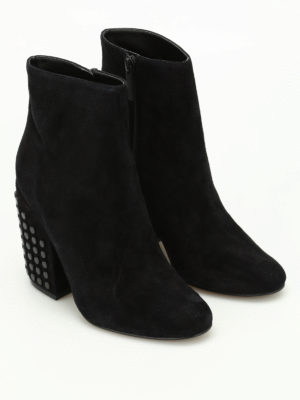 Kendall + Kylie: ankle boots online - Baker suede ankle boots