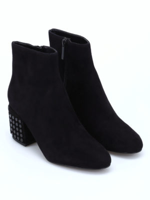 Kendall + Kylie: ankle boots online - Blythe suede ankle boots