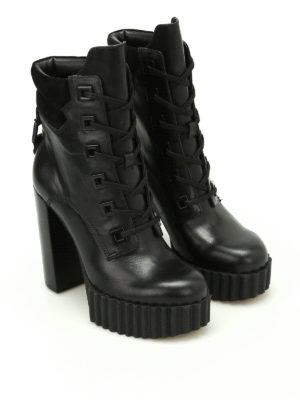 Kendall + Kylie: ankle boots online - Coty military combat ankle boots