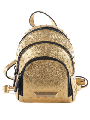Kendall + Kylie: backpacks - Sloane studded nano backpack