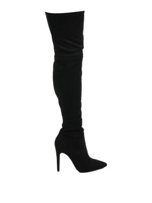 Kendall + Kylie: boots - Kayla faux leather boots