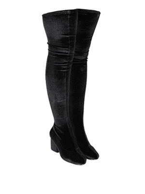 Kendall + Kylie: boots online - Sophia over the knee sock boots