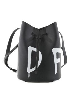 Kendall + Kylie: Bucket bags - Ladie slang bucket bag