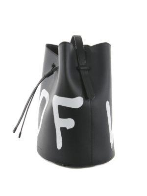 Kendall + Kylie: Bucket bags online - Ladie slang bucket bag