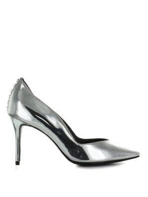 Kendall + Kylie: scarpe décolleté - Sensuali decolleté metallic Brianna