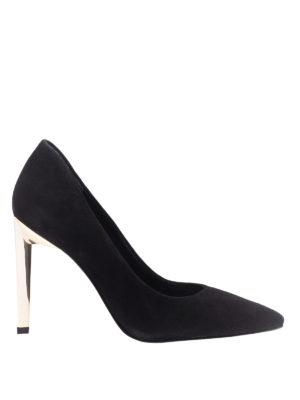 Kendall + Kylie: scarpe décolleté - Decolleté Olivia con tacco in metallo