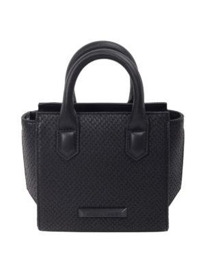 Kendall + Kylie: cross body bags - Brook leather crossbody