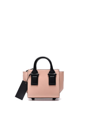 Kendall + Kylie: cross body bags - Katherine leather crossbody