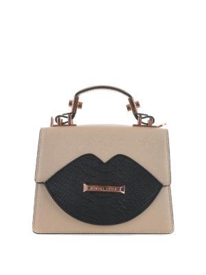 Kendall + Kylie: cross body bags - Lips cross body bag