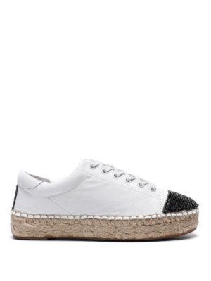 Kendall + Kylie: espadrilles - Joslyn sneaker-style espadrilles