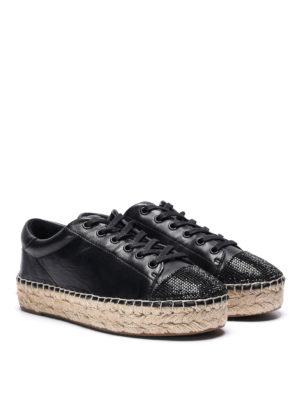 Kendall + Kylie: espadrilles online - Joslyn sneaker-style espadrilles