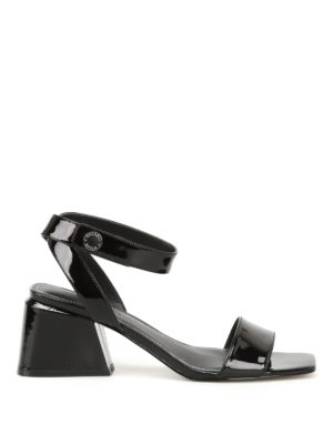 Kendall + Kylie: sandals - Kyla patent leather sandals