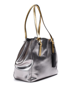 Kendall + Kylie: totes bags online - Izzy leather tote