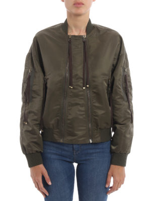 Kenzo: bombers online - Elevated Military bomber jacket