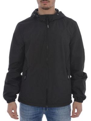 Kenzo: casual jackets online - Reversible wind breaker jacket